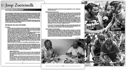 Wielerexpress 2005 - Joop Zoetemelk: Ik ben altijd dezelfde gebleven