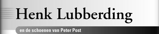Wielerexpress 2006 - Henk Lubberding en de schoenen van Peter Post
