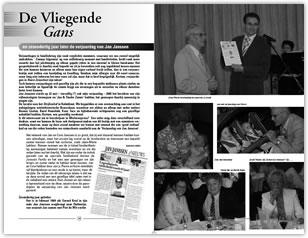 Wielerexpress 2006 - De vliegende gans en zesendertig jaar later de verjaardag van Jan Janssen