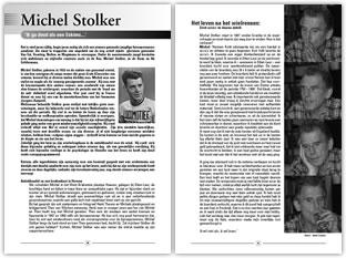 Wielerexpress 2006 - Michel Stolker