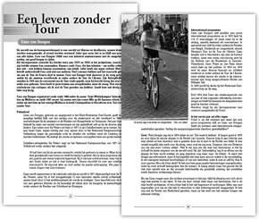 Wielerexpress 2006 - Een leven zonder Tour: Cees van Dongen