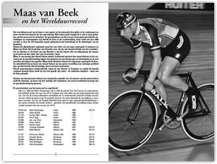 Wielerexpress 2006 - Maas van Beek en het werelduurrecord