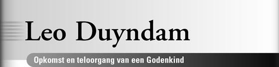 Wielerexpress 2007 - Leo Duyndam - Opkomst en teloorgang van een Godenkind