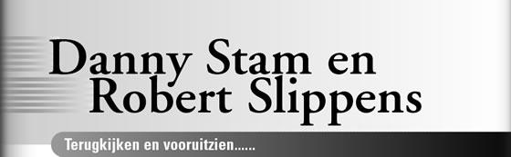 Wielerexpress 2007 - Danny Stam en Robert Slippens - Terugkijken en vooruitzien