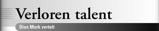 Wielerexpress 2007 - Verloren talent - Dion Murk vertelt