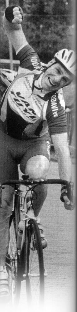 Wielerexpress 2007 - Piet de Haas en zijn derde wiel