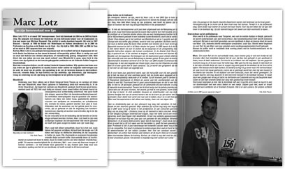 Wielerexpress 2007 - Marc Lotz en zijn horrorverhaal over Epo