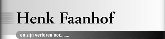Wielerexpress 2008 - Henk Faanhof en zijn verloren oor