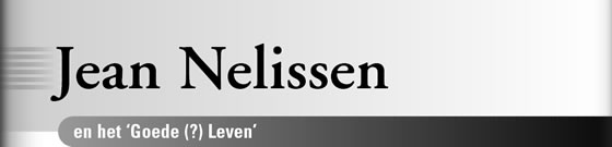 Wielerexpress 2008 - Jean Nelissen en het goede leven
