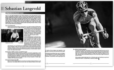 Wielerexpress 2008 - Sebastian Langeveld - Jong talent als klassiek renner