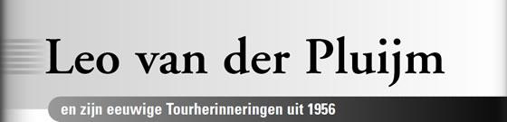 Wielerexpress 2009 - Leo van der Pluijm en zijn eeuwige Tourherinneringen uit 1956