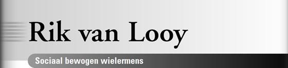 Wielerexpress 2009 - Rik van Looy sociaal bevlogen wielermens
