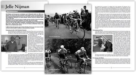 Wielerexpress 2009 - Jelle Nijdam een levensverhaal